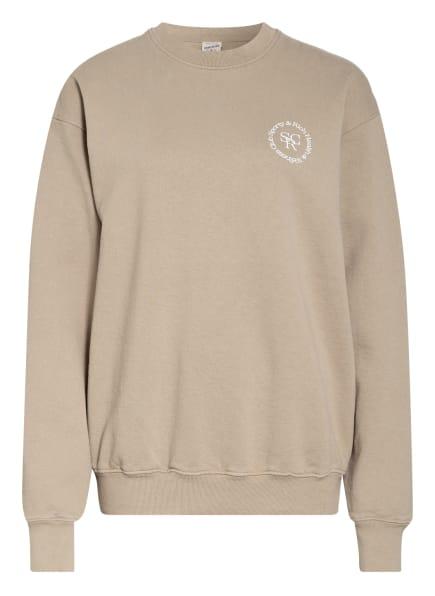 SPORTY & RICH Sweatshirt , Farbe: BEIGE (Bild 1)