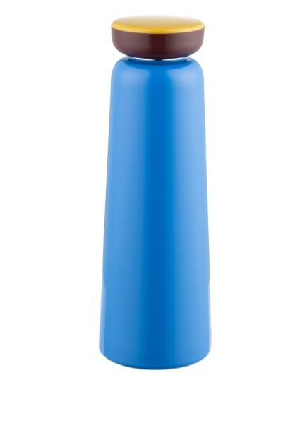 HAY Isolierflasche SOWDEN, Farbe: BLAU/ GELB (Bild 1)