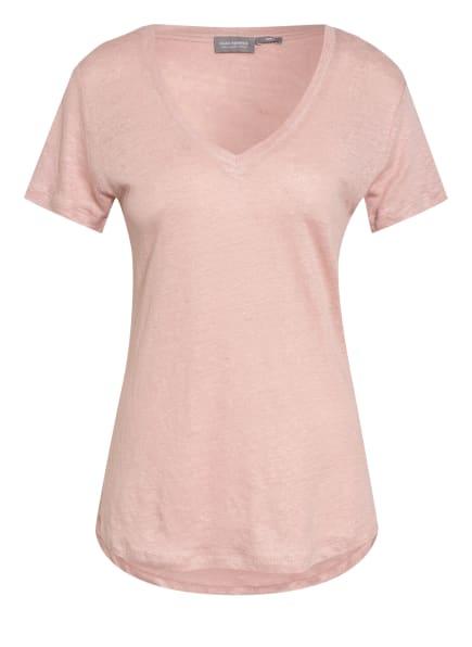 ER ELIAS RUMELIS T-Shirt ERSILKE aus Leinen , Farbe: ROSÉ (Bild 1)