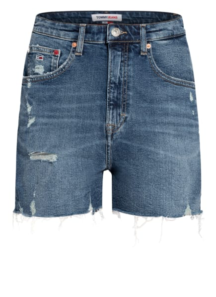 TOMMY JEANS Jeans-Shorts, Farbe: 1A4 Mid Blue (Bild 1)