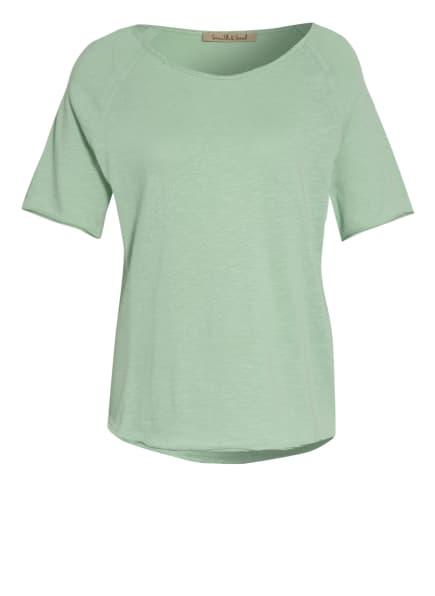 Smith&Soul T-Shirt, Farbe: HELLGRÜN (Bild 1)