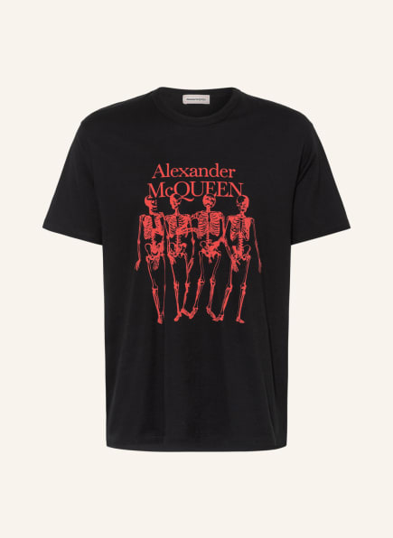 Alexander McQUEEN T-Shirt, Farbe: SCHWARZ (Bild 1)