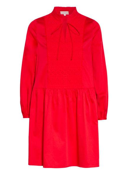 Mrs & HUGS Kleid, Farbe: ROT (Bild 1)
