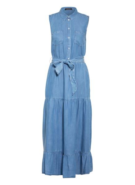 MORE & MORE Kleid in Jeansoptik, Farbe: HELLBLAU (Bild 1)