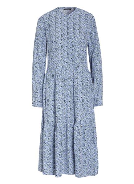 OPUS Kleid WERANI, Farbe: DUNKELBLAU/ HELLBLAU/ HELLGRÜN (Bild 1)