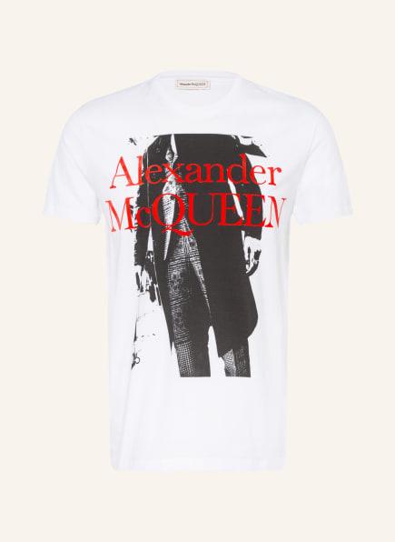 Alexander McQUEEN T-Shirt, Farbe: WEISS (Bild 1)