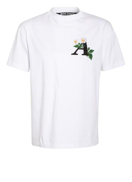 Palm Angels T-Shirt, Farbe: WEISS (Bild 1)