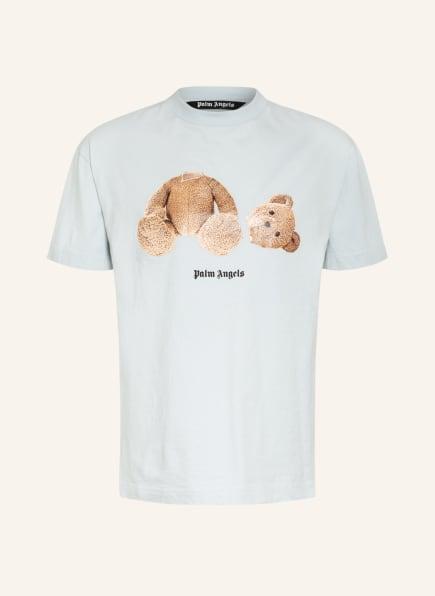 Palm Angels T-Shirt, Farbe: HELLBLAU (Bild 1)