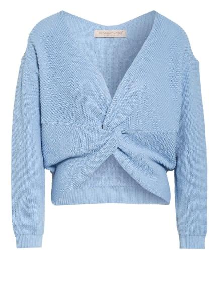 RINASCIMENTO Pullover, Farbe: HELLBLAU (Bild 1)
