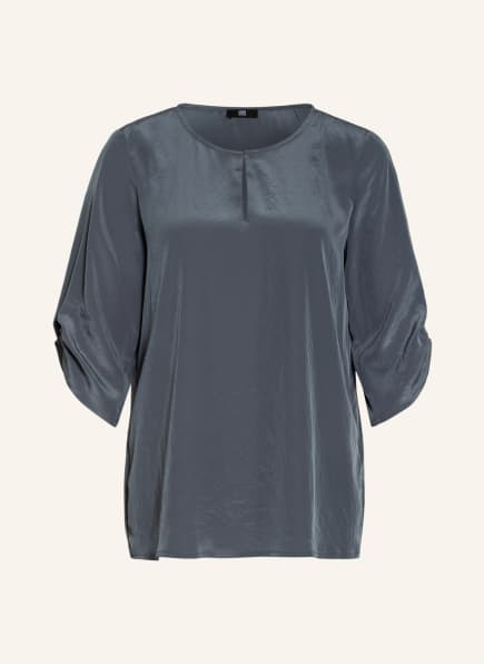RIANI Blusenshirt mit 3/4-Arm, Farbe: BLAUGRAU (Bild 1)