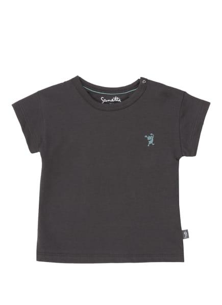 Sanetta PURE T-Shirt, Farbe: DUNKELGRAU (Bild 1)