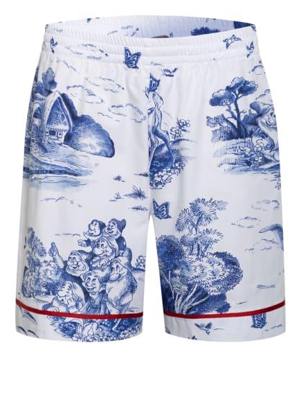 MONNALISA Shorts, Farbe: WEISS/ BLAU (Bild 1)