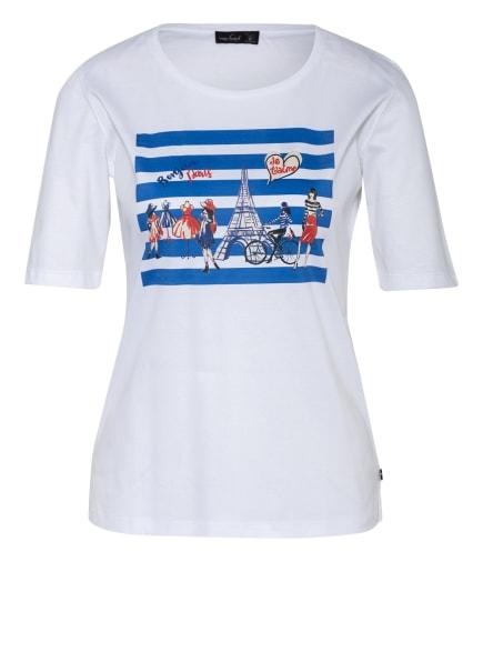 van Laack T-Shirt MAI, Farbe: WEISS (Bild 1)