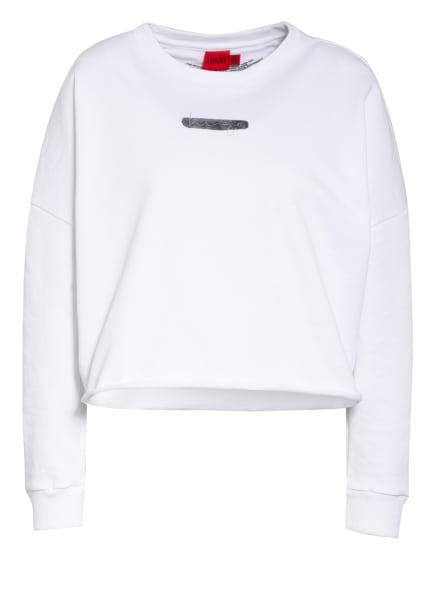 HUGO Sweatshirt DARBIE, Farbe: WEISS (Bild 1)