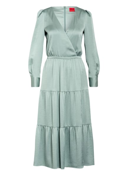 HUGO Kleid KIMUSA, Farbe: HELLGRÜN (Bild 1)