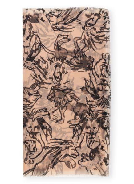 MARC CAIN Schal , Farbe: 209 sandy beige (Bild 1)