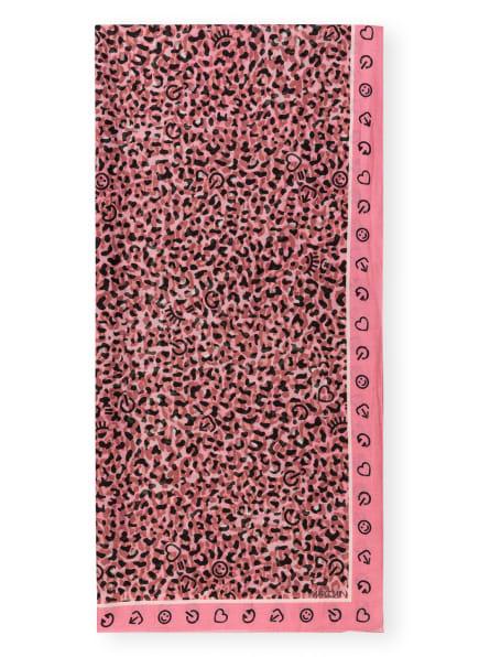 MARC CAIN Schal mit Seide, Farbe: 230 sugar coral (Bild 1)