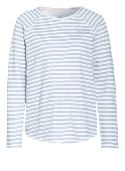 LIEBLINGSSTÜCK Sweatshirt, Farbe: WEISS/ HELLBLAU (Bild 1)