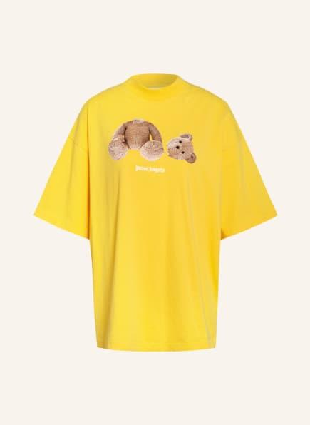 Palm Angels Oversized-Shirt, Farbe: GELB (Bild 1)