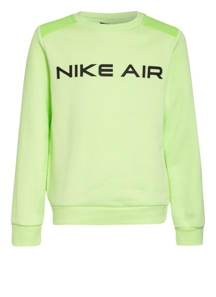Nike Sweatshirt AIR, Farbe: HELLGRÜN/ NEONGRÜN/ SCHWARZ (Bild 1)