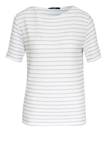 someday T-Shirt KAILI , Farbe: WEISS/ HELLBLAU (Bild 1)