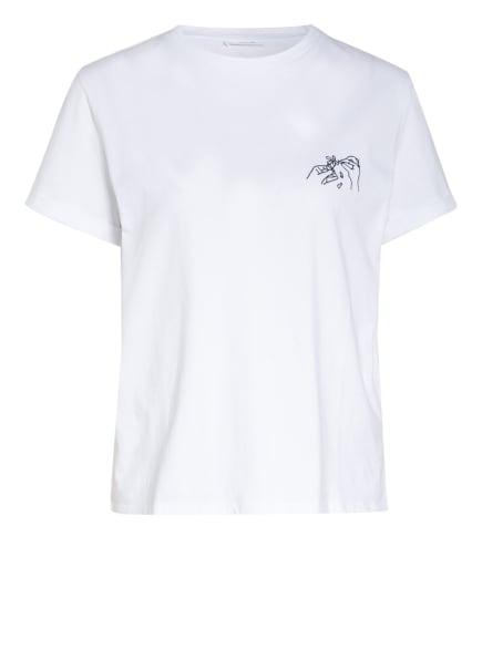 OPUS T-Shirt SLOWO, Farbe: WEISS (Bild 1)