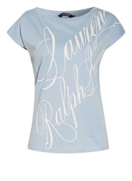 LAUREN RALPH LAUREN T-Shirt, Farbe: HELLBLAU (Bild 1)