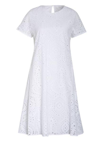BOSS Kleid DAJOUR aus Lochspitze, Farbe: WEISS (Bild 1)