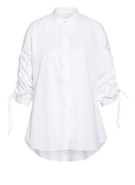 BOSS Oversized-Bluse BENIMA mit 3/4-Arm, Farbe: WEISS (Bild 1)