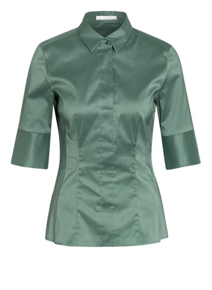 BOSS Blusenshirt BASHINI, Farbe: HELLGRÜN (Bild 1)