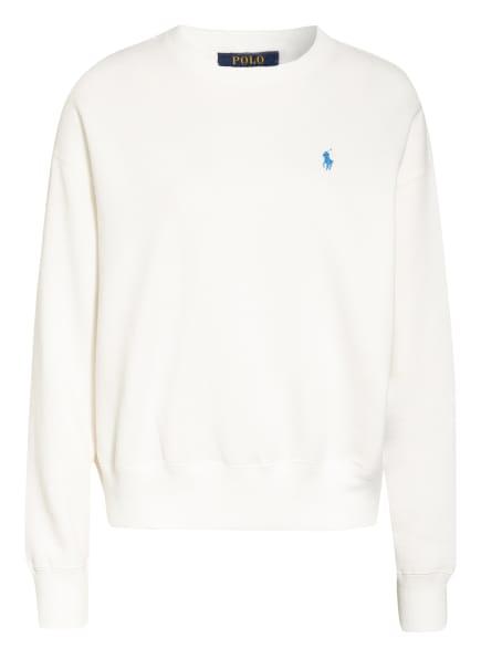 POLO RALPH LAUREN Sweatshirt, Farbe: WEISS/ GELB/ GRÜN (Bild 1)