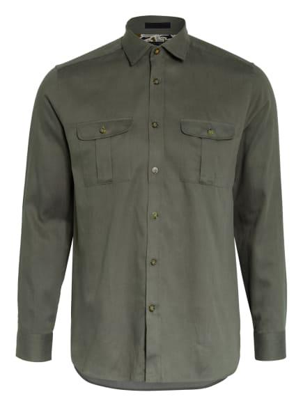 TED BAKER Hemd ACTOR Regular Fit, Farbe: KHAKI (Bild 1)