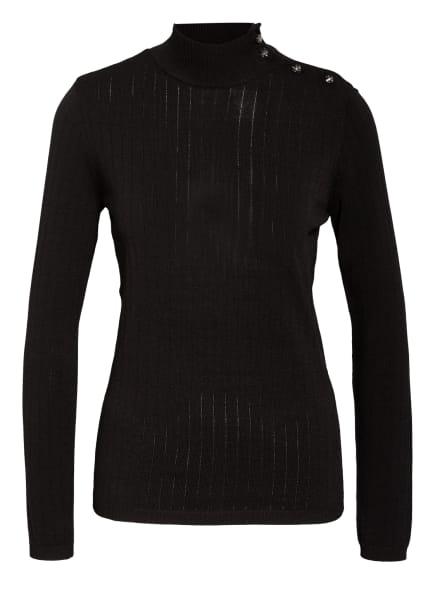 VILA Pullover VICHARLOTTA, Farbe: SCHWARZ (Bild 1)