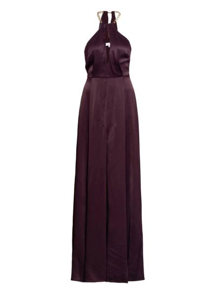 REISS Abendkleid ANNE, Farbe: DUNKELROT (Bild 1)