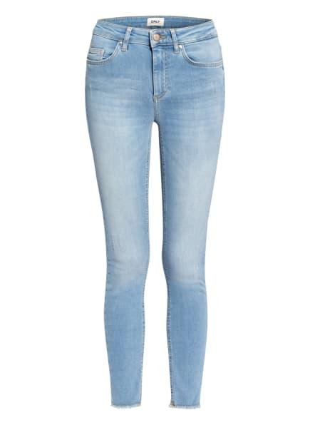 ONLY Skinny Jeans, Farbe: LIGHT BLUE DENIM (Bild 1)