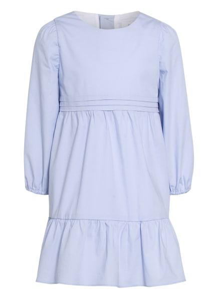 IVY & OAK Kleid mit Volantbesatz, Farbe: HELLBLAU (Bild 1)