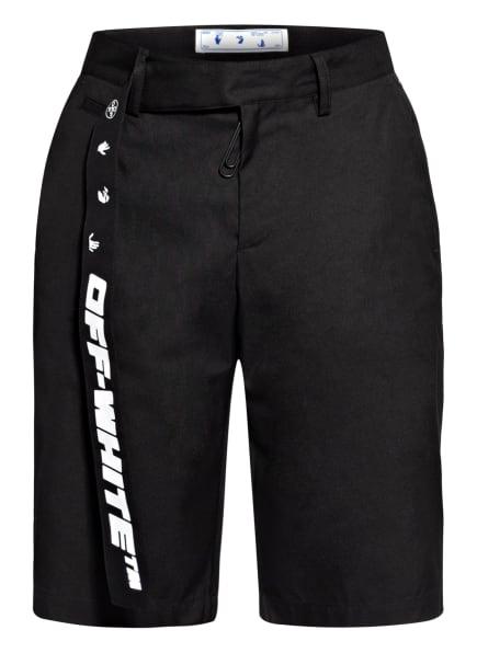 Off-White Chino-Shorts , Farbe: SCHWARZ (Bild 1)
