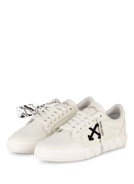 Off-White Sneaker, Farbe: WEISS (Bild 1)