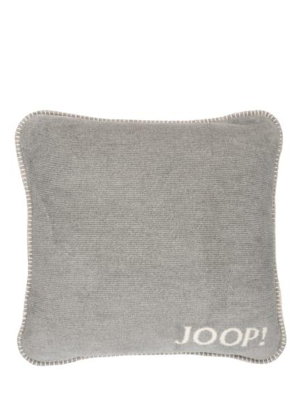 JOOP! Dekokissenhülle, Farbe: ECRU/ GRAU (Bild 1)