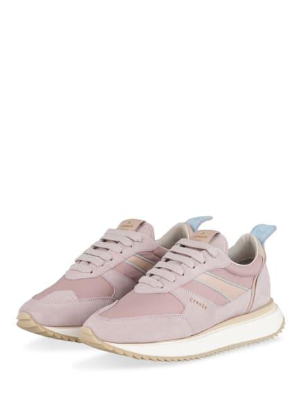 COPENHAGEN Plateau-Sneaker, Farbe: ROSÉ (Bild 1)