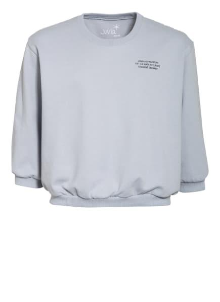 Juvia Sweatshirt, Farbe: HELLBLAU (Bild 1)