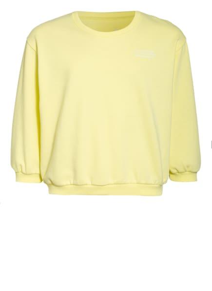 Juvia Sweatshirt, Farbe: HELLGELB (Bild 1)