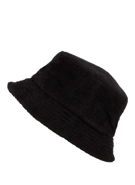 espadrij l'originale Bucket-Hat aus Frottee, Farbe: SCHWARZ (Bild 1)