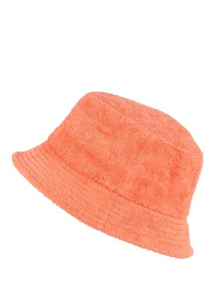 espadrij l'originale Bucket-Hat aus Frottee, Farbe: ORANGE (Bild 1)
