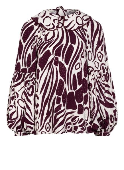 TED BAKER Blusenshirt OTII, Farbe: LILA/ WEISS (Bild 1)