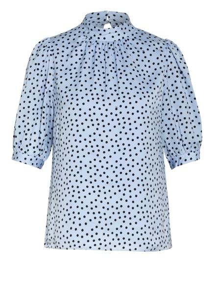 TED BAKER Blusenshirt PRIYAL, Farbe: HELLBLAU/ SCHWARZ (Bild 1)