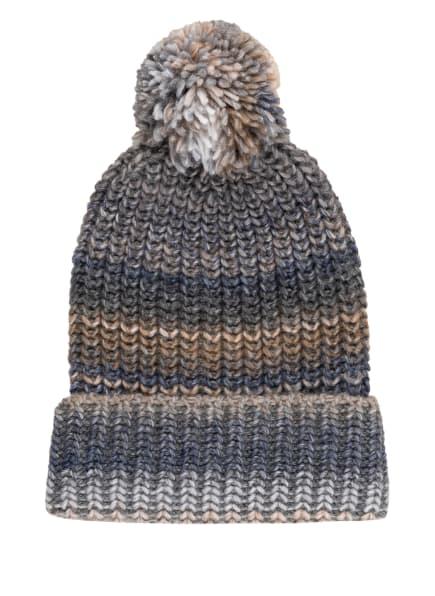 GIL BRET Mütze , Farbe: TAUPE/ HELLGRAU/ BLAU (Bild 1)