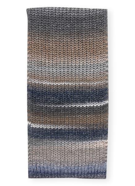 GIL BRET Schal, Farbe: BLAU/ GRAU/ TAUPE (Bild 1)
