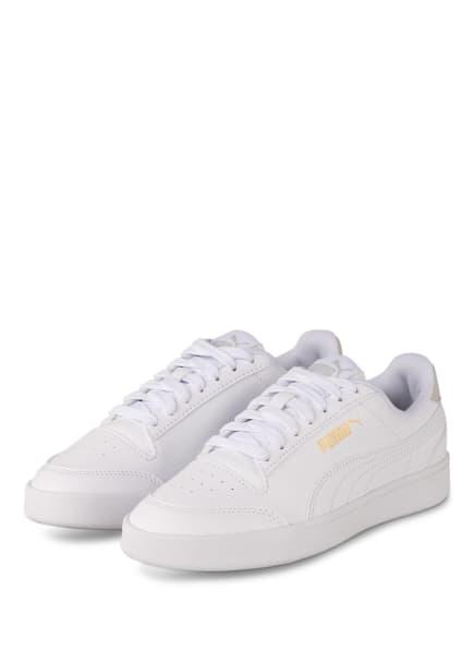 PUMA Sneaker SHUFFLE, Farbe: WEISS (Bild 1)