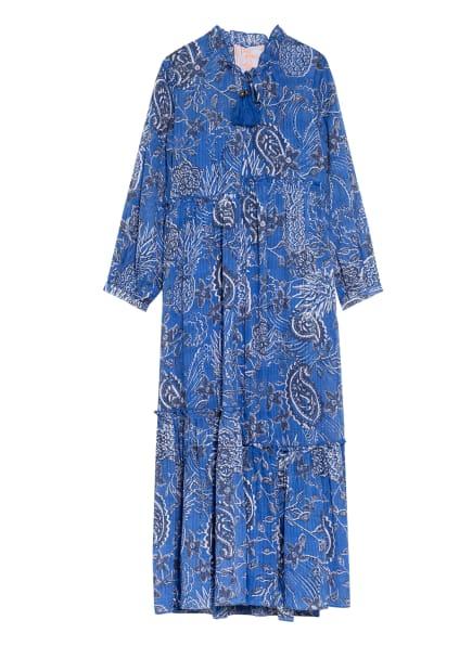 LIEBLINGSSTÜCK Kleid ELEENL, Farbe: BLAU/ WEISS/ SCHWARZ (Bild 1)